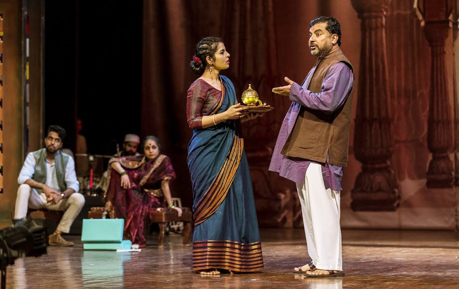 THE THEATER INITIATIVE IS BACK TO ENTERTAIN THE CITY WITH A MUSICAL TALE- BANDISH 20-20,000HZ