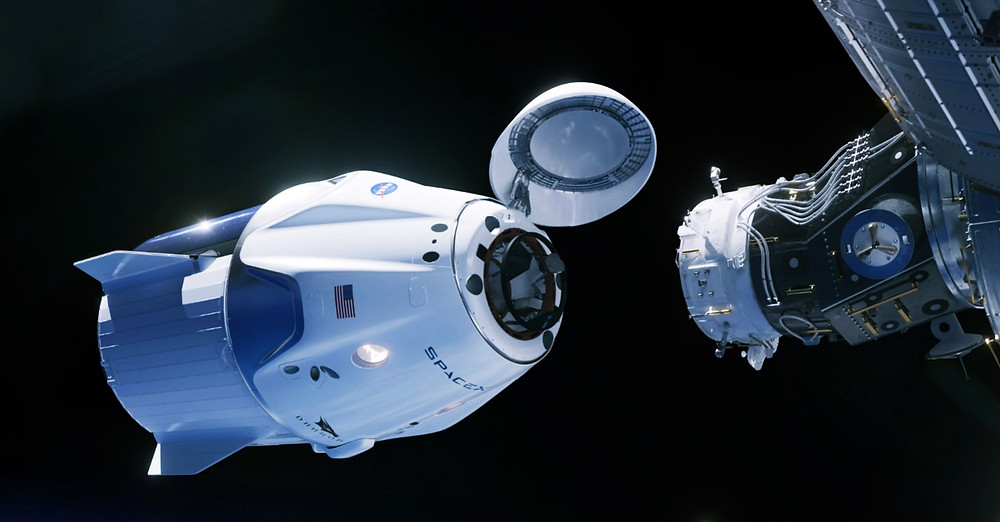 Discovery Channel And Discovery Plus To Capture Live Splashdown Return Of Spacex Crew Dragon This Sunday Aug 2