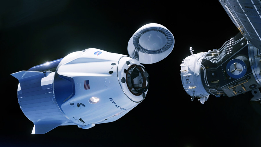 DISCOVERY CHANNEL AND DISCOVERY PLUS TO CAPTURE LIVE SPLASHDOWN RETURN OF SPACEX CREW DRAGON - THIS