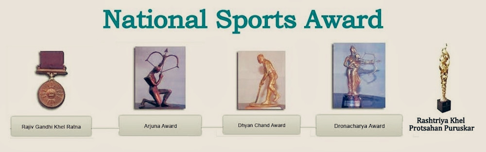 LIST OF NATIONAL SPORTS AWARD WINNERS 2020