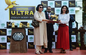THE WINNING THOROUGHBRED OF KINGFISHER ULTRA INDIAN DERBY, IMMORTALITY