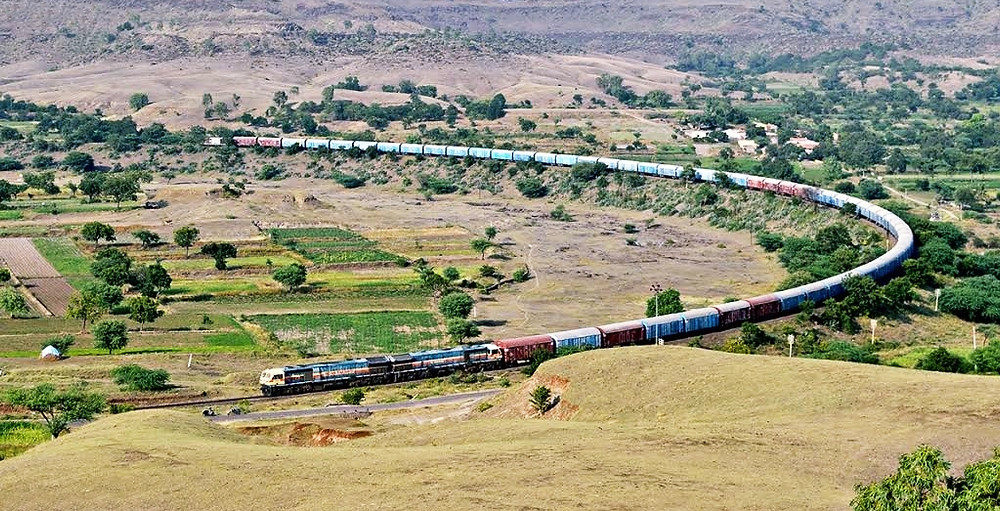 CR LOADS 22.28 MILLION TONNE FREIGHT THROUGH 4.25 LAKH WAGONS DURING 165 DAYS OF LOCKDOWN AND UNLOCK PERIOD