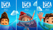 """DISNEY+ HOTSTAR AND PIXAR'S """"LUCA""""— NEW CLIP, FEATURETTE AND POSTERS NOW AVAILABLE"""