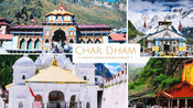 CHAR DHAM YATRA, HALTED DUE TO HEAVY RAINFALL IN UTTARAKHAND, TO RESUME FROM TODAY