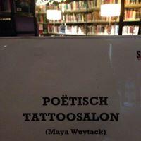poezie tattoeagesalon