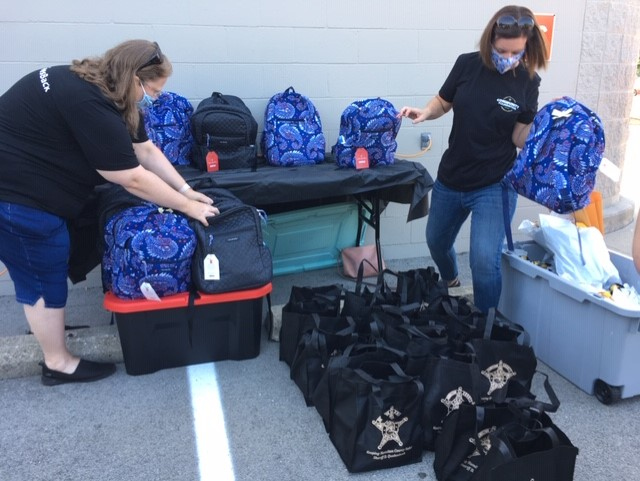 HCSO Back-to-School