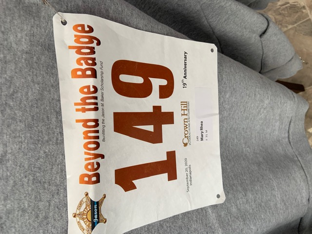 2020 Beyond The Badge 5K