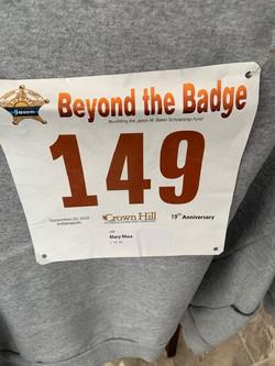 2020 Beyond The Badge 5K