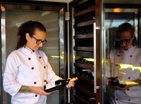 Enogastronomia com a Chef e Sommelier