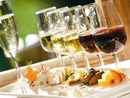 Harmonização, o entrosamento perfeito entre a comida e um bom vinho