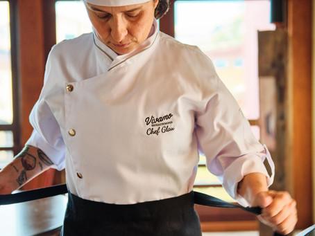 De engenheira ambiental a chef de cozinha