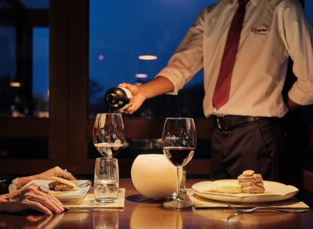 O vinho certo pode transformar uma refeição