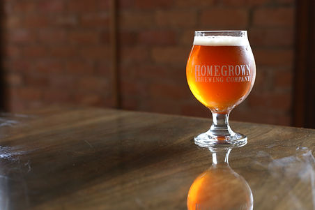 HomeGorwn Brewing Company specializes in