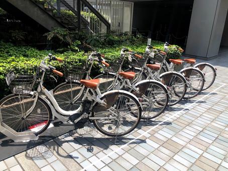シェアサイクルのHELLO CYCLING。台東区では便利に活用できますよ!