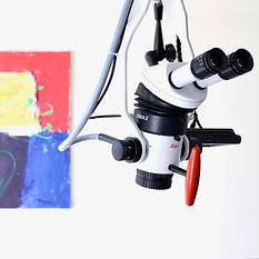 Operationsmikroskop Dr. Barteld