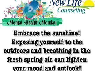 Embrace the Sunshine!