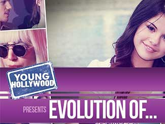 YOUNG HOLLYWOOD EVOLUTION OF
