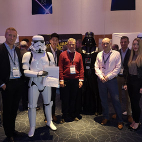 """PFS Symposium 2018 - """"May the Force Be With You..."""""""