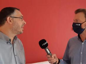 Interview RTBF