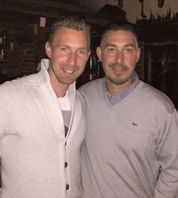MICHAEL CORDIER et Geoffrey Mahieu