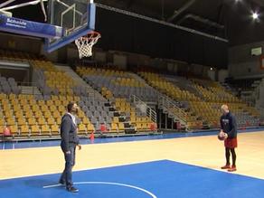 Le basketteur Brieuc Lemaire adepte du coaching mental