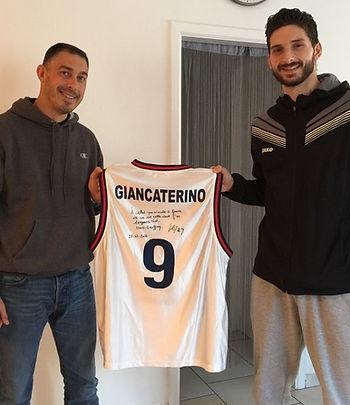 LORENZO GIANCATERINO et Geoffrey Mahieu