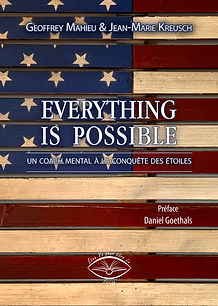 Everything is possible livre Geoffrey Mahieu