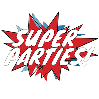 Logos for Super Parties, Square with yellow2.png