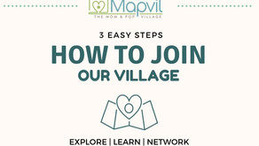 ANNOUNCEMENT: Join the Village!
