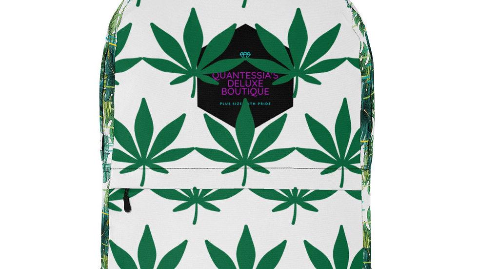 Custom Made Print Backpack