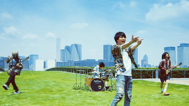 Novelbright 【Sunny drop】MV