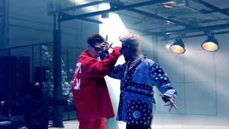 KING&KING  / FLY LIKE A DRAGON MV
