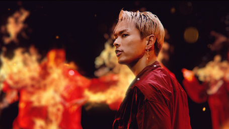 RYUJI IMAICHI / ZONE OF GOLD MV