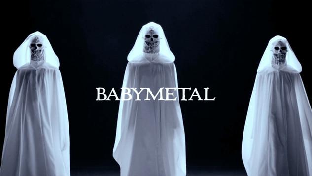 BABYMETAL【KARATE】MV