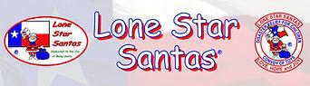 Lone Star Santas Logo