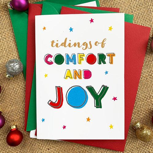 Christmas Cards - Bundle of 8