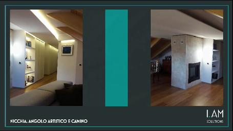 Attico via Crispi - Como