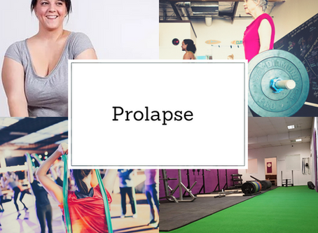 Prolapse - What you should know