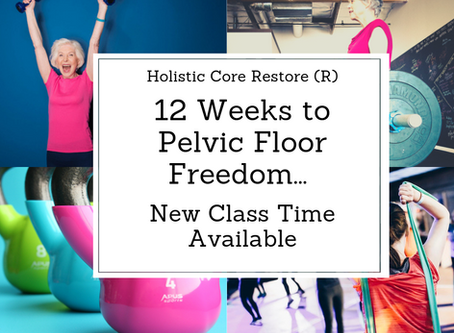 1-2-1 and Class spots available.