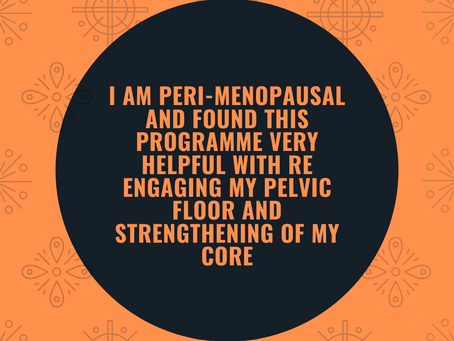 Pelvic Health During Menopause