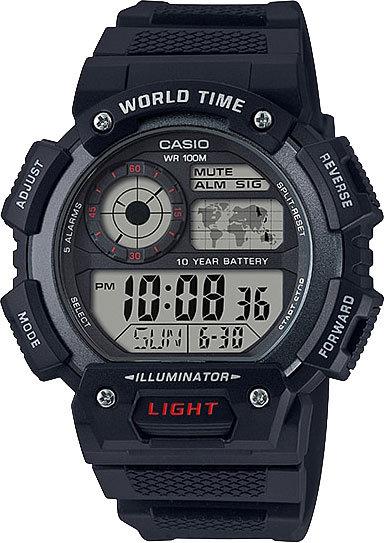 Часы Наручные CASIO AE-1400WH-1A