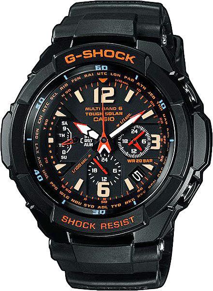 Часы Наручные CASIO GW-3000B-1A