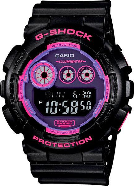 Часы Наручные CASIO GD-120N-1B4