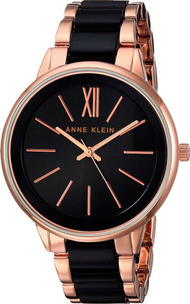 Часы Наручные ANNE KLEIN AK 1412 BKRG