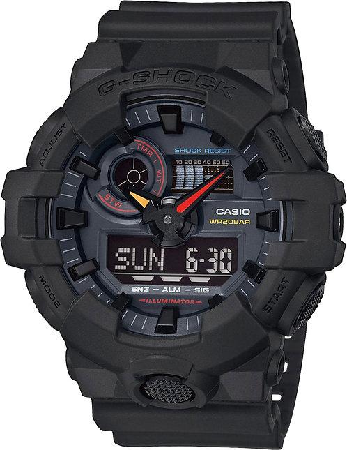 Часы Наручные CASIO GA-700BMC-1A