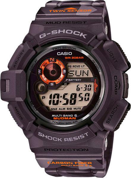 Часы Наручные CASIO GW-9300CM-1E