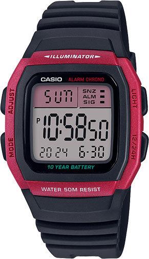 Часы Наручные CASIO W-96H-4A