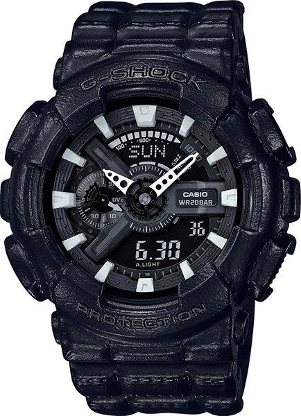 Часы Наручные CASIO GA-110BT-1A