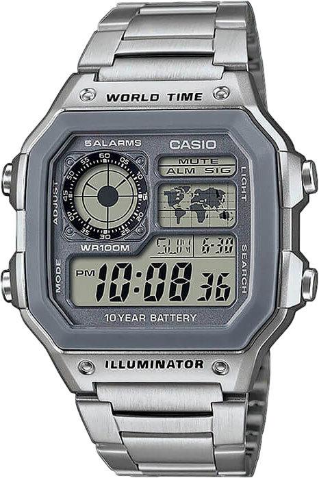 Часы Наручные CASIO AE-1200WHD-7A