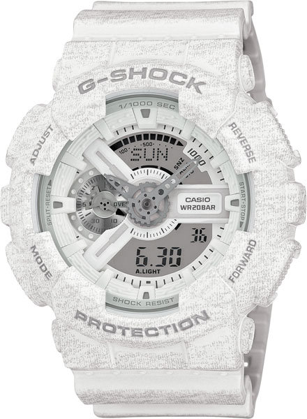 Часы Наручные CASIO GA-110HT-7A